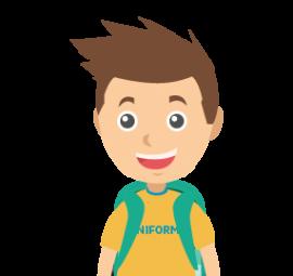 Regras escola: apoio visual para ensinar a criança com autismo